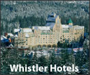 hotels whistler